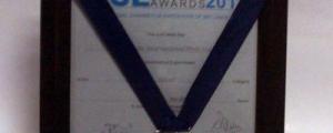 NCE Award 2011